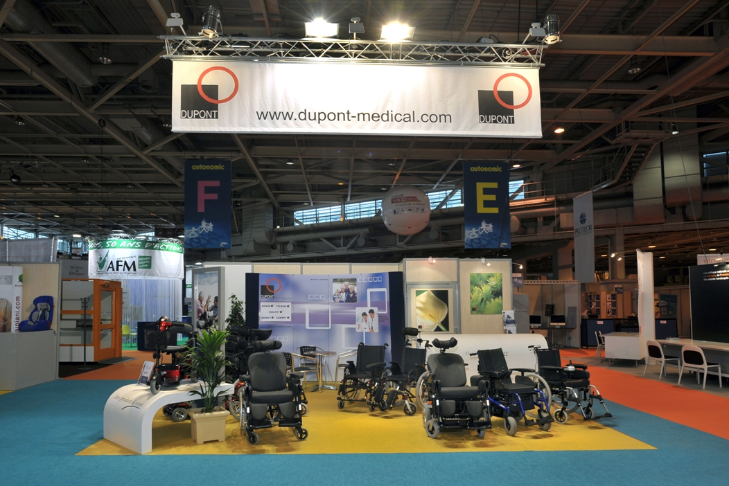 stand-dupont-medical-salon-autonomic-lyon