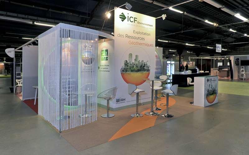 Stand icf salon pollutec alter 39 native stands d 39 exposition for Salon de la manutention